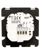 Termostat inteligent HY02 controlat prin Internet pentru centrale termice compatibil Alexa si Google Home