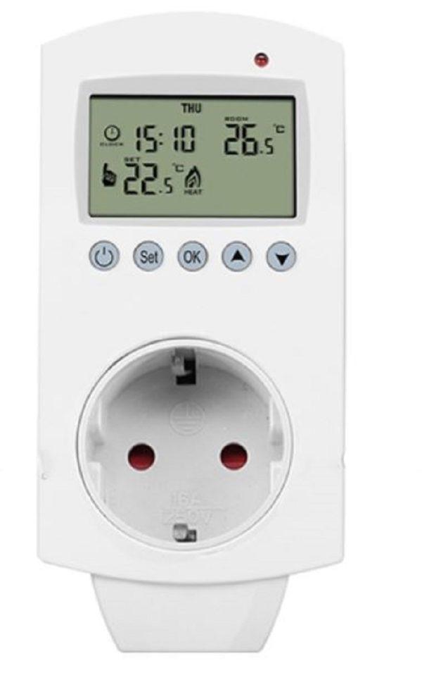 Priza termostat 16 controlata prin WIFI si Internet