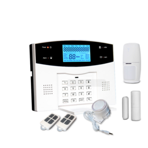 Sistem alarma wireless WIFI GSM PSTN WL-99ASF