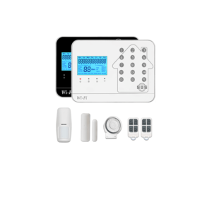 Sistem de alarma WIFI + GSM WL-99 CSGF