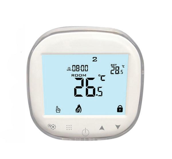 Termostat inteligent HY311controlat prin Internet pentru centrale termice compatibil Alexa si Google Home
