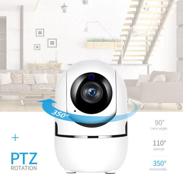 Camera supraveghere interior wireless full HD TV288ZD functie autotracking