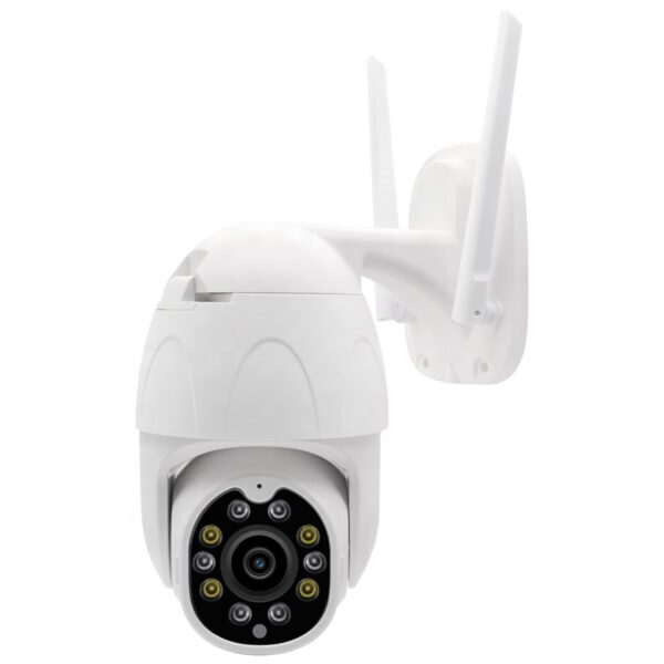 Camera supraveghere dome IP wireless exterior full HD VITEVISION IP9085 notificare email auto tracking