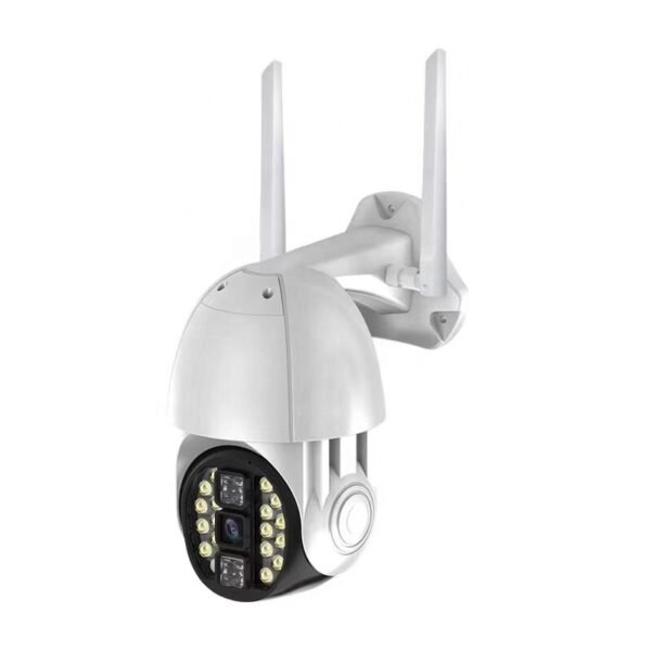 Camera supraveghere dome IP wireless exterior full HD 1920 x 1080p VITEVISION IP9086 V380 Pro cu auto tracking ONVIF
